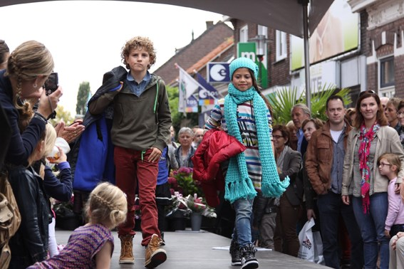 Modeshow Hilvarenbeek